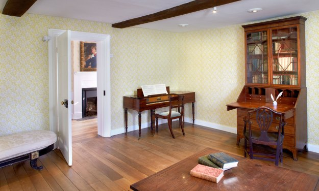 The Drawing Room at Chawton