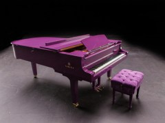 Purple-Yamaha-piano