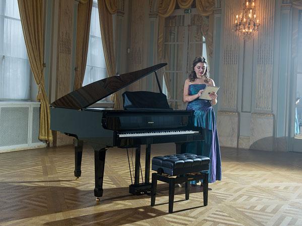 new digital pianos at namm 2018 world piano news. Black Bedroom Furniture Sets. Home Design Ideas