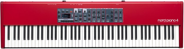 Nord Piano 4 with 88 note keyboard