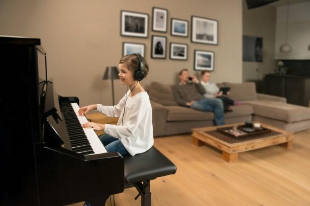 Yamaha's Silent Piano