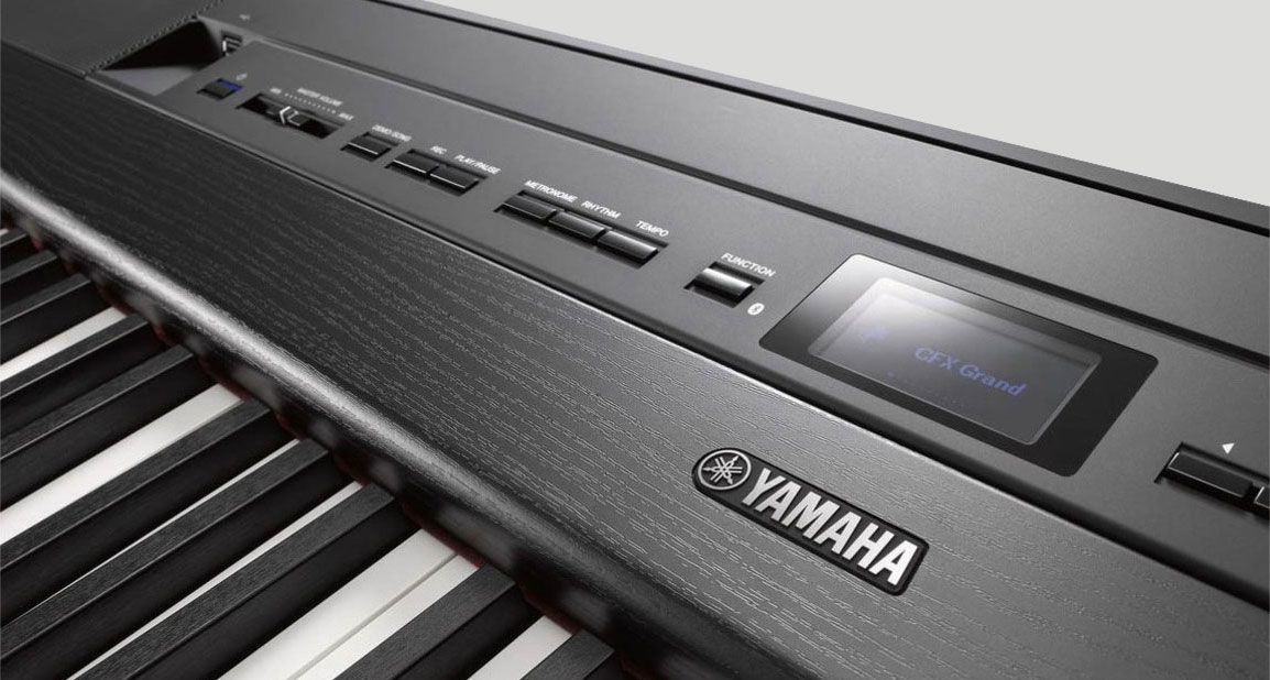 New Product: Yamaha P-515 Portable Digital Piano - World Piano News