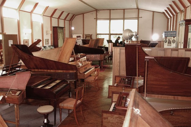Colt Clavier Collection Room 1