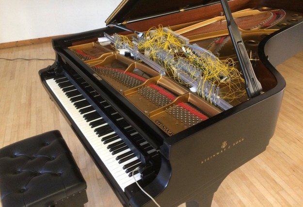 The Magnetic Resonator Piano