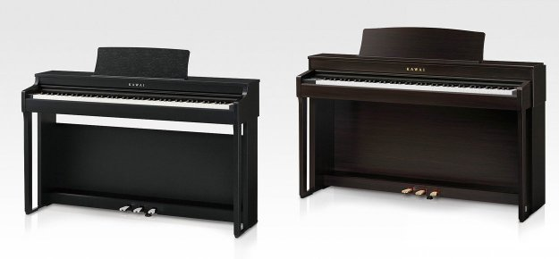 new products kawai cn29 and kawai cn39 digital pianos. Black Bedroom Furniture Sets. Home Design Ideas
