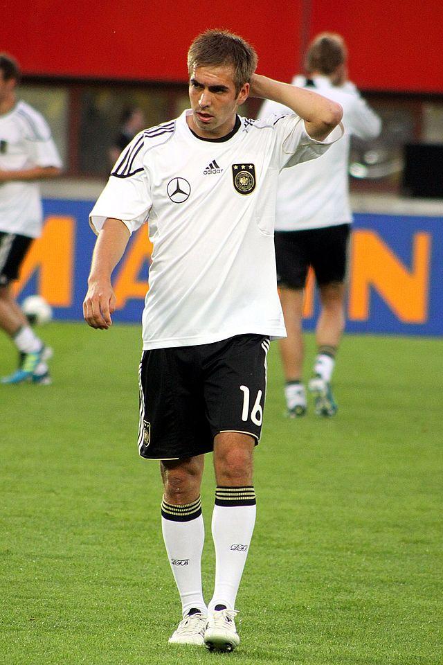 Philipp Lahm, Germany national football team