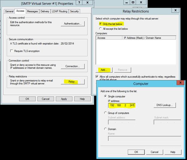 http blog powerbiz net au wp content uploads 201 10 - Set up an internal SMTP service for Windows Server 2012