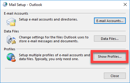 word image - Configure WorldPosta on Outlook Automatically
