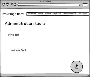Admin Tool - Email Branding