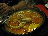 Northern Brazil delectible dish - The Moqueca. Inspiration for the WorldRider Cookbook.