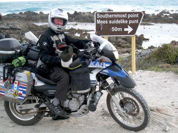 Allan Southernmostpoint