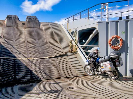 Angosta Ferry Tdf