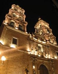 Basilica Menor Durango