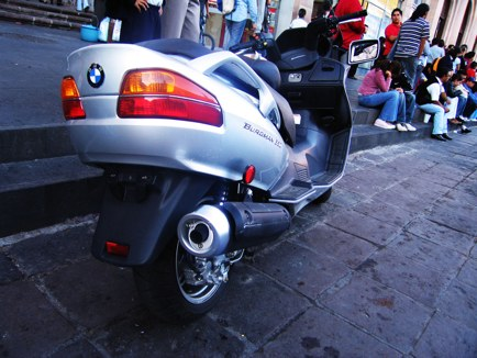 Bmw Scooter Zacatecas