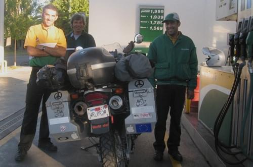 Bolivar Petrobras Farewell