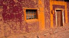 Bolivian Village Facade