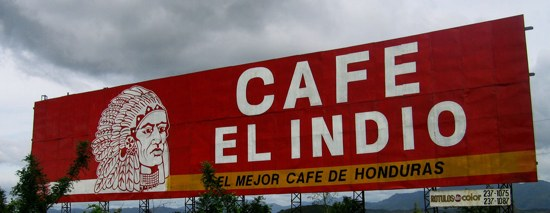Cafe Indio Honduras