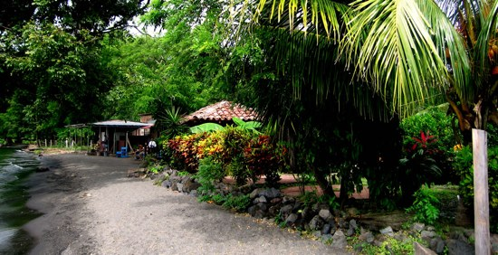 Charco Verde Ometepe
