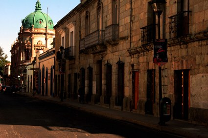 Colonial Oaxaca