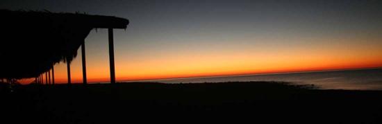 Sunrise over the Sea of Cortez at Bahia Cristina