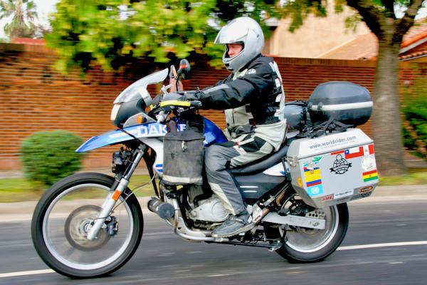 Dakar Cruising Buenosaires