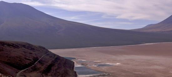 Dry Lake Salt Chile