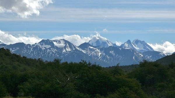 Endofworld Mountains
