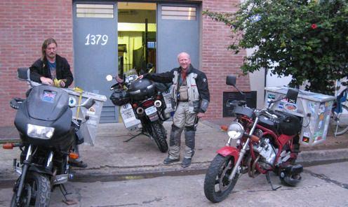 Farewell Bsas2 Sportbikes Dakar
