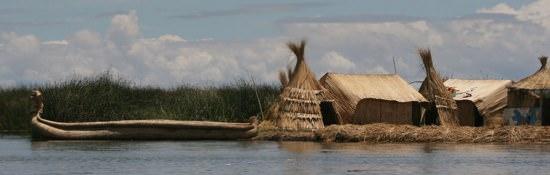 Floating Island Titikakka