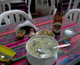 Gallena Soup Puqio