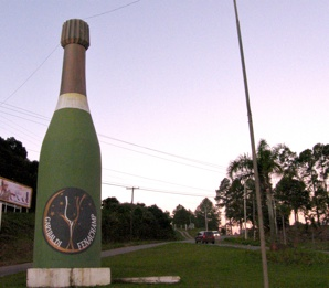 Garibaldi Brazil Wine Region