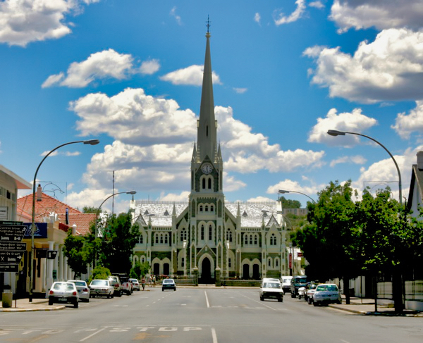 Graaf Reinet Church