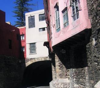Guanajuato Tunnel1