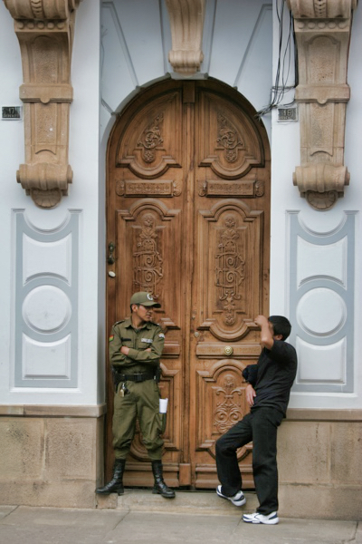 Guarding Refractura