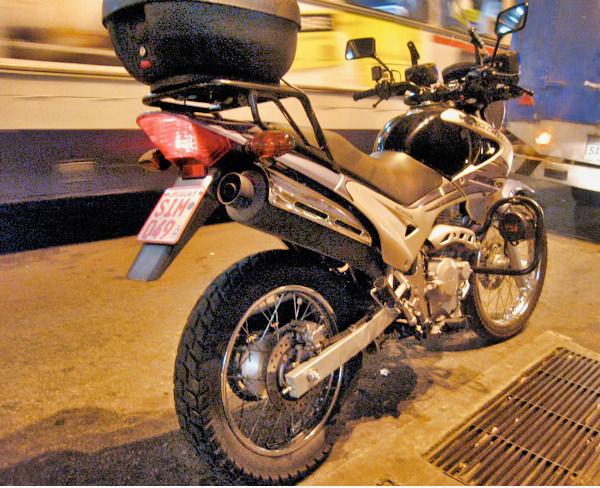 Honda Enduro Montevideo