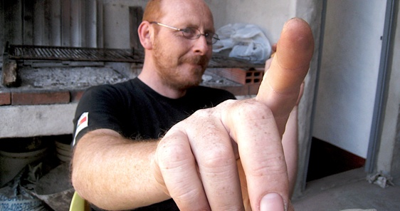 Javier Fingers