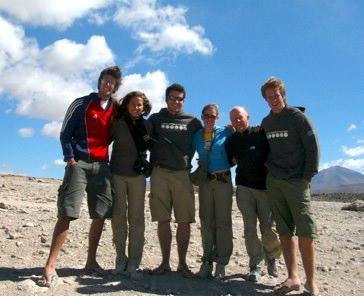 Jeep Crew Bolivia