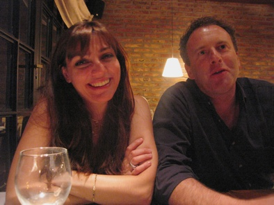 Karen Fredric Dinner - 2007-02-02 At 02-01-06