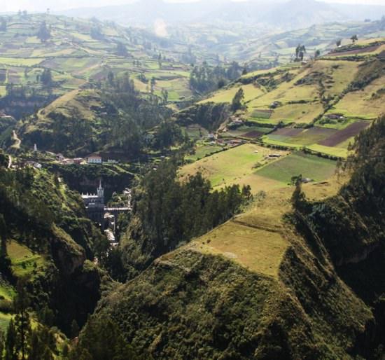 Las Lajas Landscape