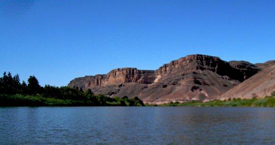 Oranje River Trip