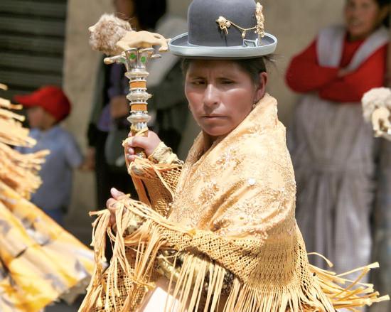 Oruro Fiesta