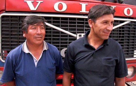 Owner Garcia Volvo Oruro