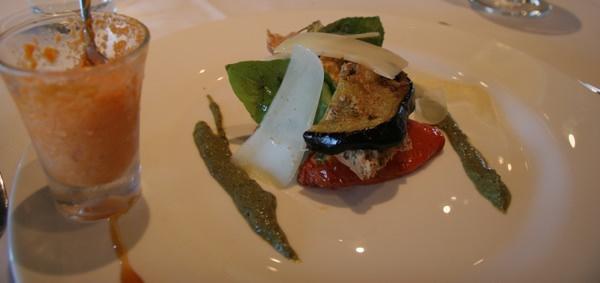 Peppers Eggplant
