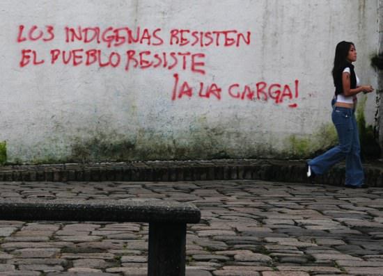 Popayan Graffiti