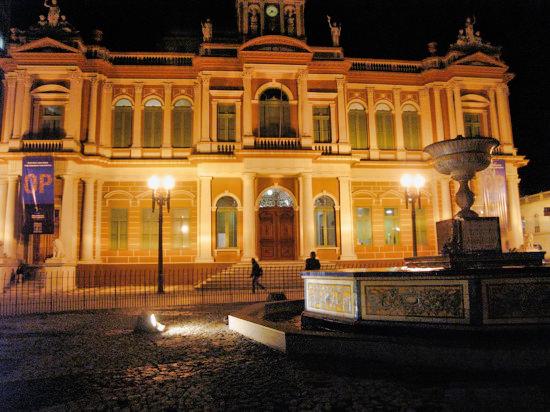 Porto Alegre Night