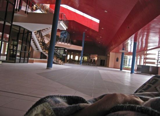 Potosi Airport Inside2