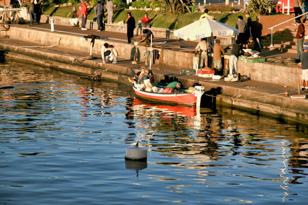 Punta Fishing Boat