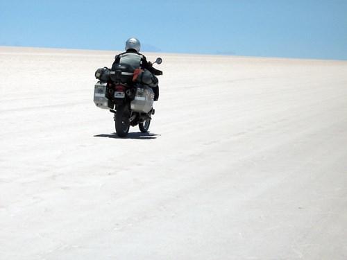 Riding The Salar