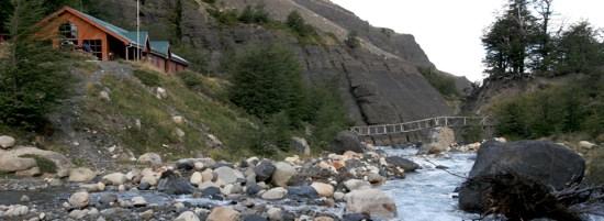 Rufugio Bridge Del Paine