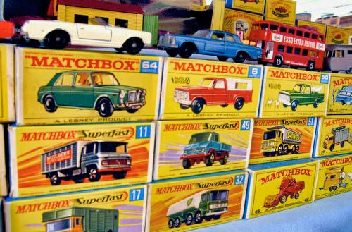Santelmo Matchbox